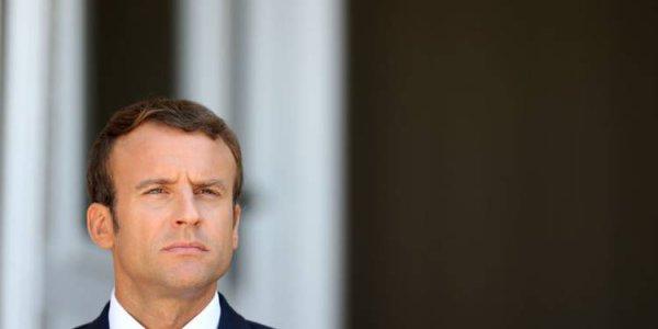 """Spécial """"Macron chute à 40 % d'opinions positives..."""" - Image n° 1/2 !..."""