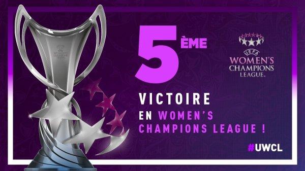 """Spécial """"Football : l'Olympique lyonnais remporte sa troisième Ligue des champions féminine d'affilée..."""" - Image n° 3/4 !..."""