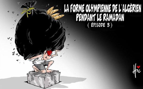 """Spécial """"Sports : Les athlètes musulmans à l'épreuve du ramadan..."""" - Image n° 2/2 !..."""