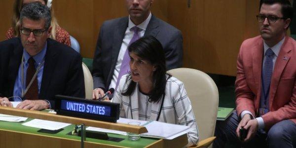 """Spécial """"Les États-Unis se retirent du Conseil des droits de l'homme de l'ONU..."""" - Image n° 1/2 !..."""