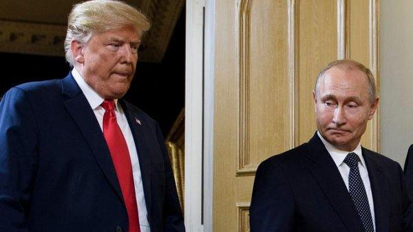 """Spécial """"Les zigzags diplomatiques de Trump sèment le trouble..."""" - Image n° 1/2 !..."""