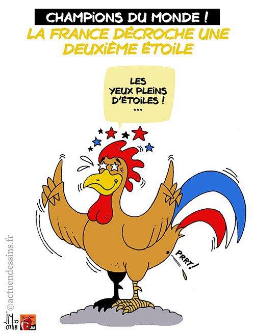 """Spécial """"Champions du monde !..."""" - Image n° 2/2 !..."""