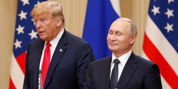 """Spécial """"Rencontre Trump Poutine à Helsinki..."""" - Image n° 1/2 !..."""