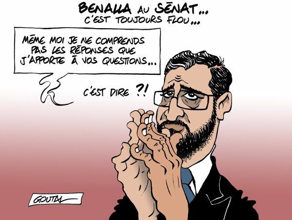"""Spécial """"Enfumage au Sénat..."""" - Image n° 2/2 !..."""