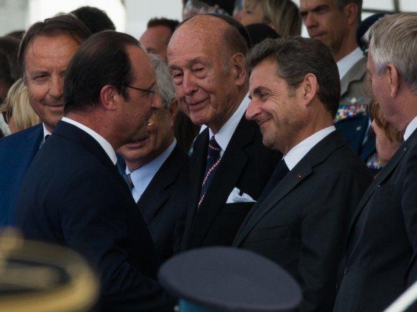 """Spécial """"Les zombies de la V ème République..."""" - Image n° 1/2 !..."""