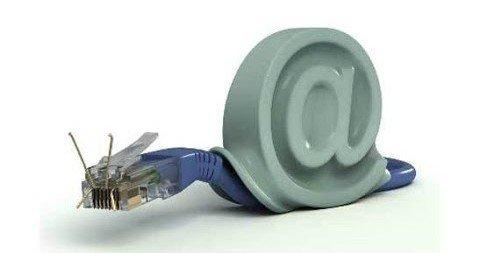"""Spécial """"L'Algérie possède le 2 ème plus lent débit internet au monde..."""" - Image n° 2/3 !..."""