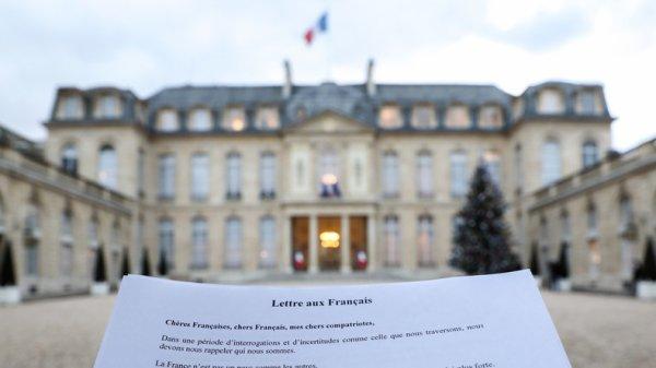"""Spécial """"La lettre aux Français, vue par Plantu..."""" - Image n° 2/3 !..."""