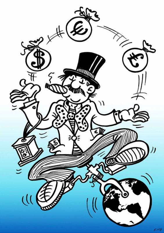 """Spécial """"Les petits noirs d'Erby Kezako - (R*B - « Salauds de riches ! »)..."""" - Image n° 4/4 !..."""