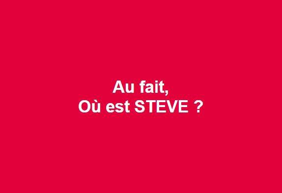 "Spécial ""Où est Steve ?..."" - Image n° 2/2 !..."