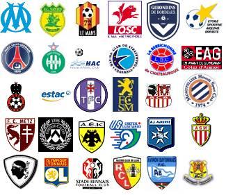 Qu lle est ton quipe de foot pr f r e paris saint germain un nom une quipe une - Logo club foot bresil ...