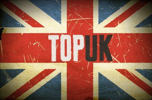 Le top classement au Royaume-unis