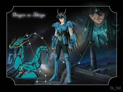 Shiryu Chevalier Du Dragon Les Chevaliers Du Zodiaque