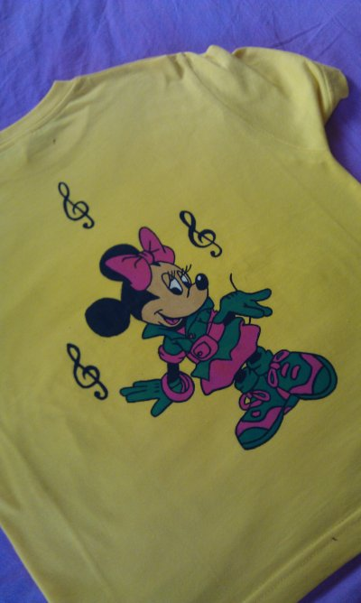 Minnie ( il est à ma fille )