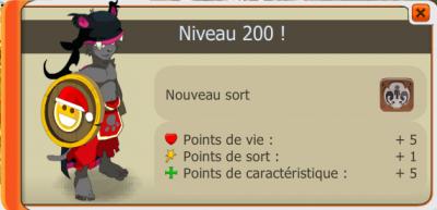 up 200 de l'Eca