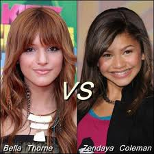 Bella thorme VS Zendaya coleman