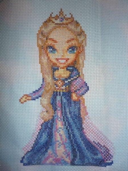 Mélanie, princesse des Dolls ^-^
