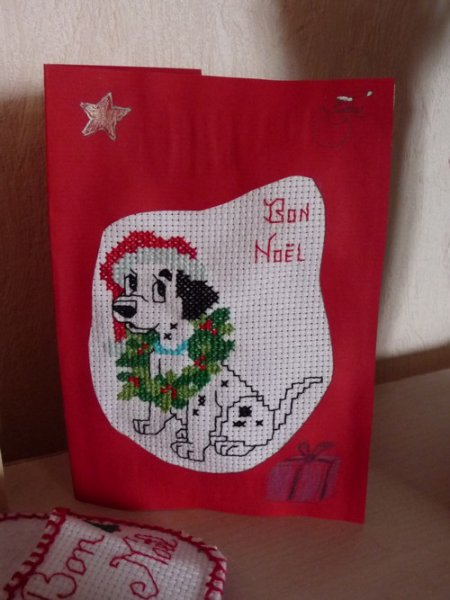 Joyeux Noel avec les Dalmatiens