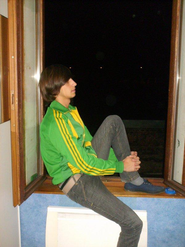 Mon frere Fabien