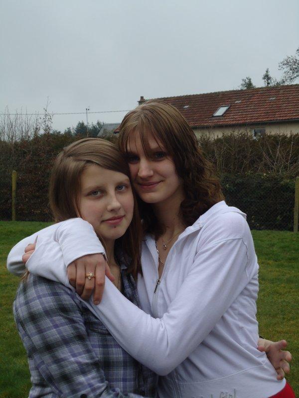 Moi et ma meilleur cousine