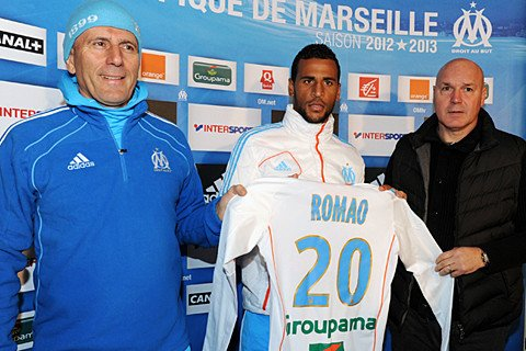 Romao signe trois ans et demi