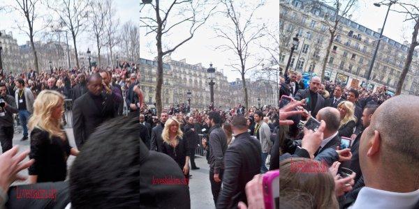 shakira a PARIS <3