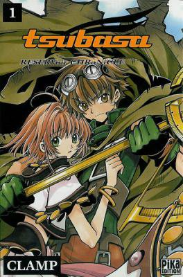 TSUBASA  RESERVoir CHRoNiCLE  CLAMP Tomes : 28 (5 tome lus)