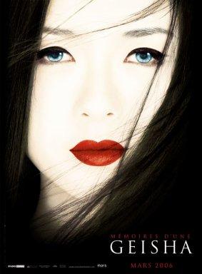Mémoires d'une geisha Adaptation cinématographique de Rob MARSHALL