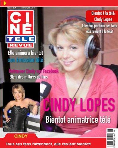 ıllı. Une émission animée par Cindy pour cet été ! ıllı.