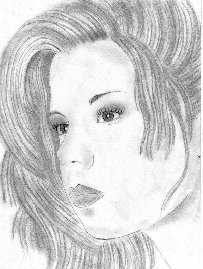 ıllı. Cindy Lopes dessin by  Farah Duboquet ıllı.