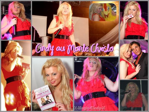 ıllı. Cindy ℒopes en soirée ℒe  16 Avril dans la Drôme ! ıllı.