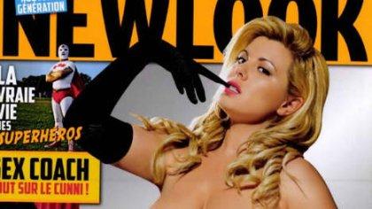 ıllı. Cindy ℒopes pose nue pour New Look ! ıllı.