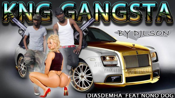 Mixtape  / KNG Gangsta- DiasDemha Feat. Nono Dog  (2015)