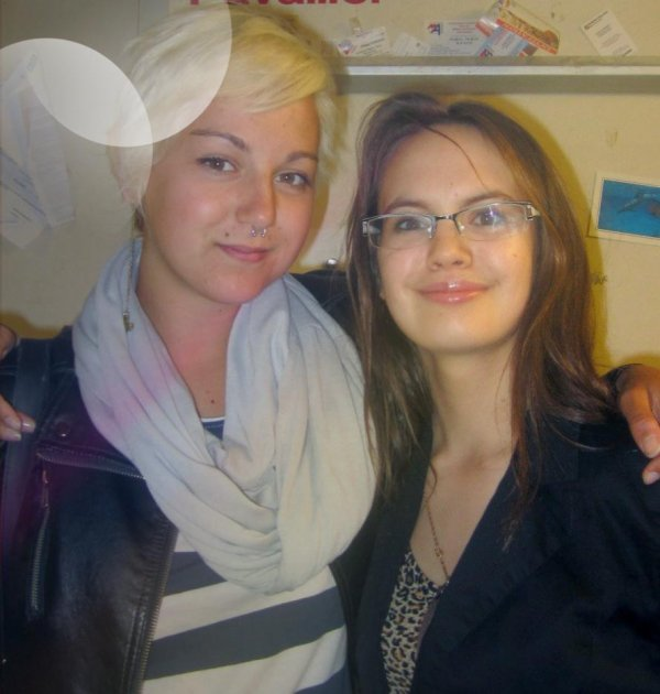 Nina & Cassandre