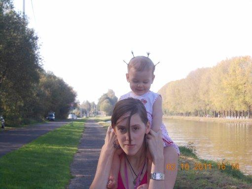 ✿ Ma fille ma joie de vivre mon bonheure ma vie ✿