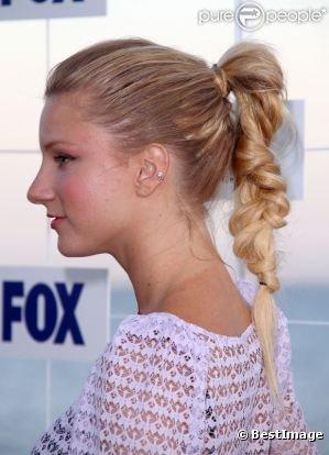 Soirée Fox : Les stars féminines de Glee glamour et sexy !