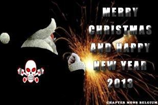 Bon noel et bonne année 2013 a tous