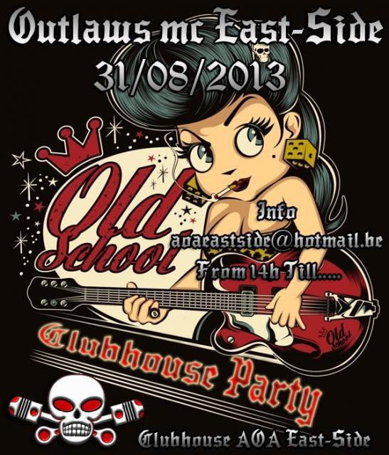 les fêtes outlaws à pas louper !!!!!!!!!!