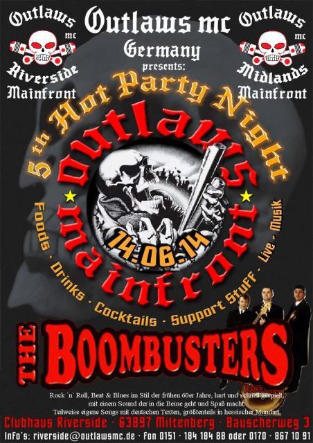 fêtes outlaws 2014