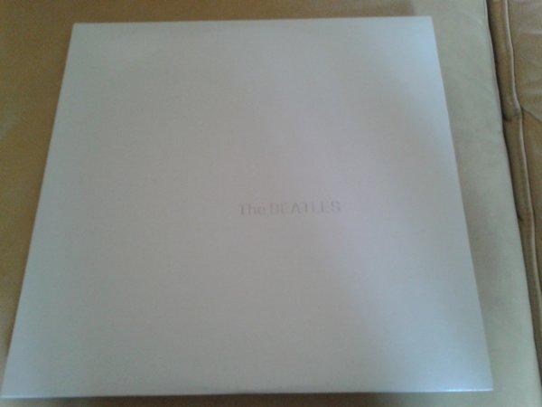 Mes vinyles des Beatles :D