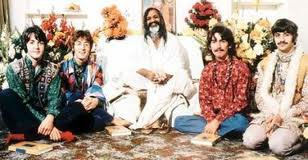 The Beatles en Inde
