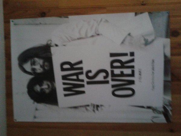 new poster John et Yoko :D