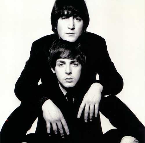 Lennon clash violemment Paul et inversement ... :( (Paul est moins hard heureusement)