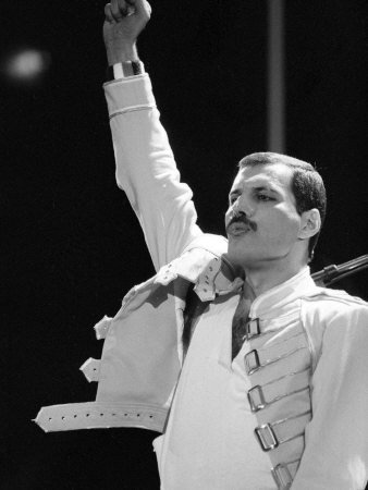 my king : Freddie Mercury