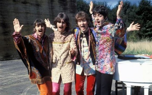 magical mystery tour ♥