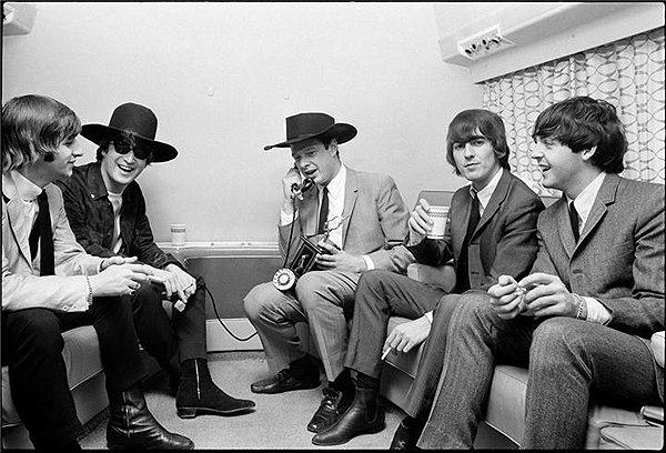 Les Beatles mes héros :)