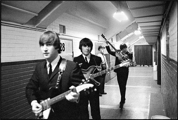 les Beatles mes héros III