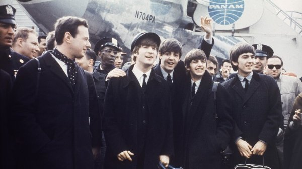 Brian Epstein & the Beatles