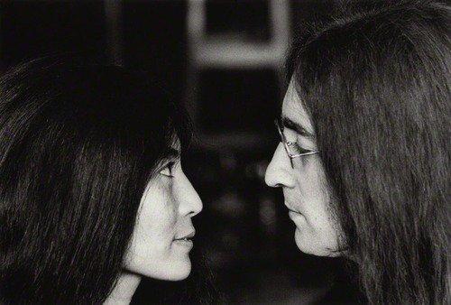 John & Yoko ♥