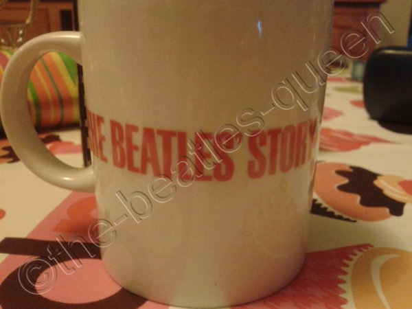 """THE BEATLES STORY"" is mine  ♥"
