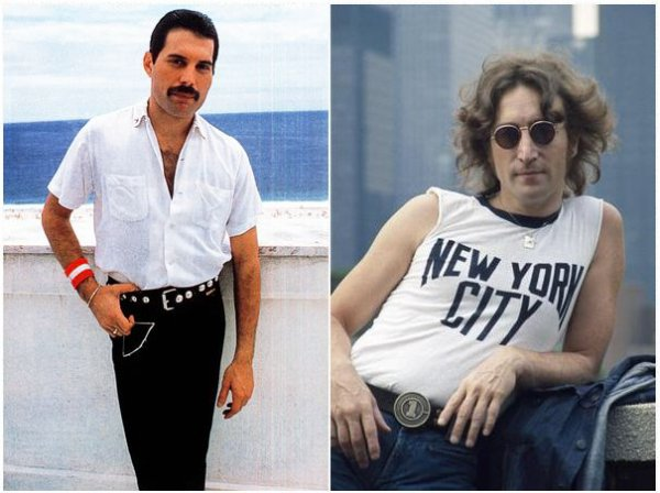 John and Freddie : my kings ♥